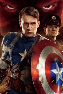 Первый мститель : Капитан Америка