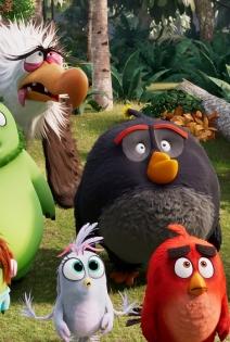 Angry Birds 2 (Сердитые птички 2)